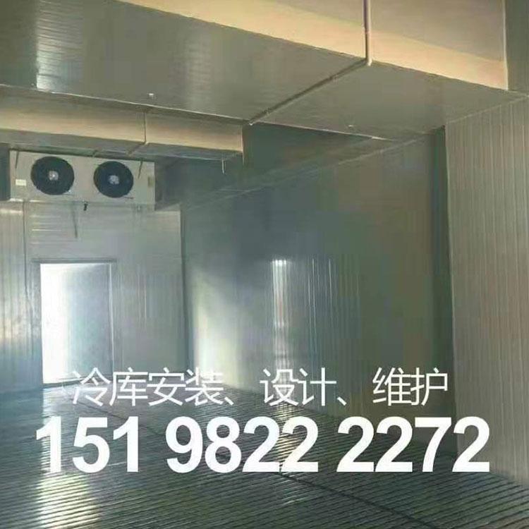 四川岳池小型冷库移动冻库保鲜库水果库安装厂家生产