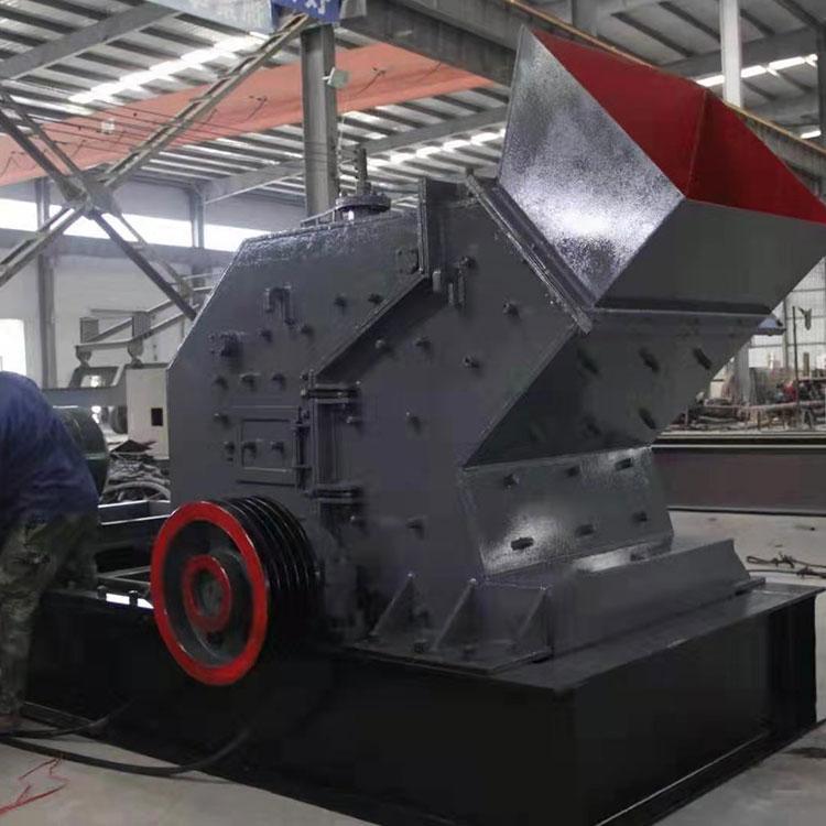 可试机 石英石破碎机 高效细碎机 煤矸石碎石机