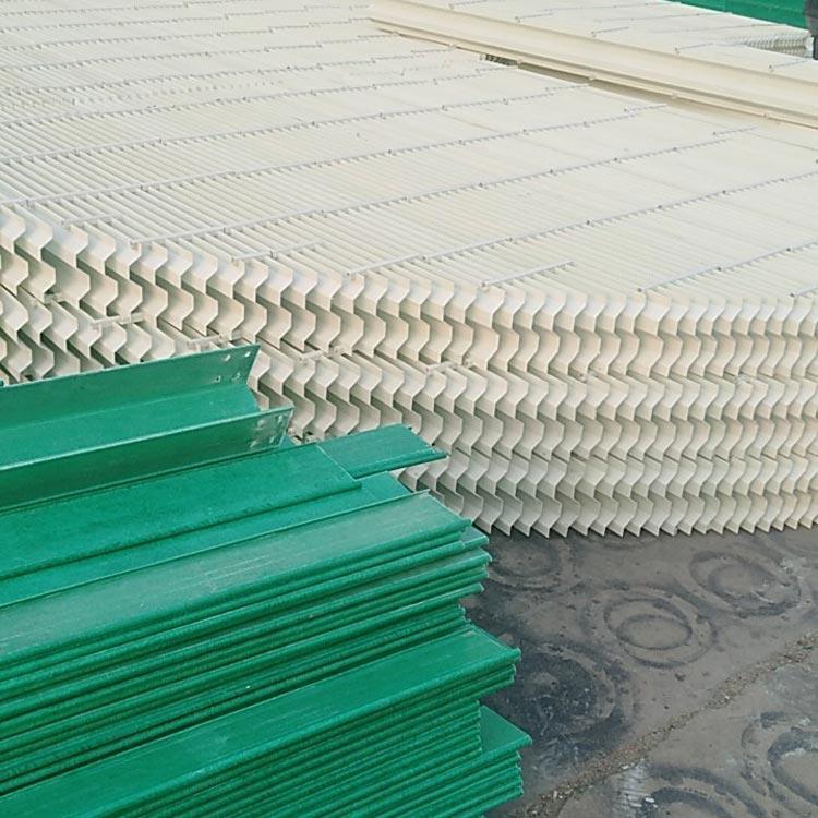 海南S型玻璃钢除雾器 玻璃钢除雾器价格优惠