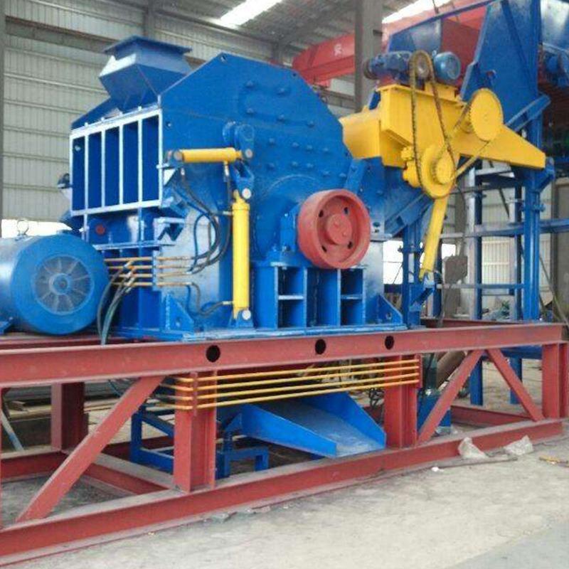 推荐 废钢破碎机生产厂家 废钢破碎机生产厂