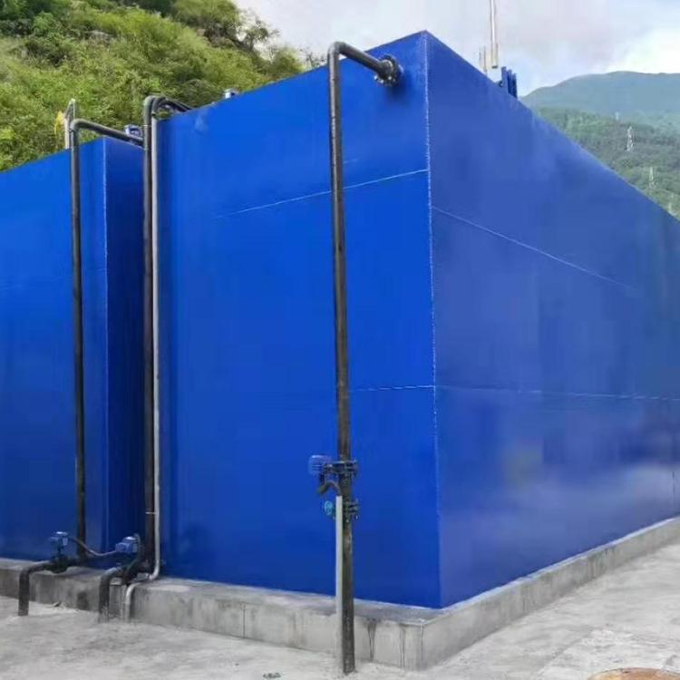 四川 医院污水处理设备 学校污水处理设备 海泽源环保水处理