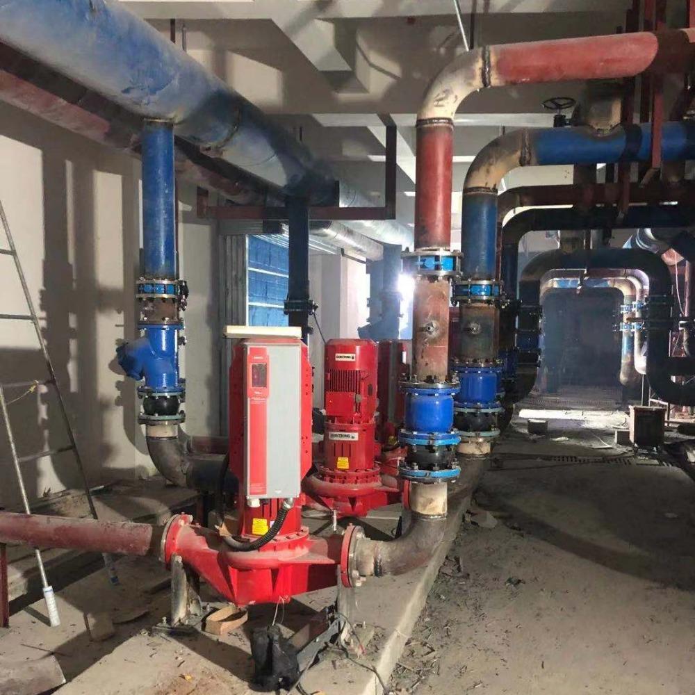 鹤岗板式换热机组 全自动采暖换热机组厂家