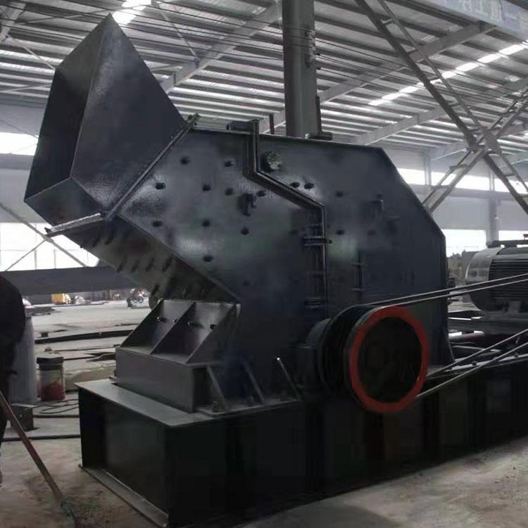 保障产品质量 铝矾土碎石机 高效细碎机 石料粉碎机