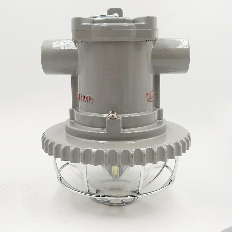 蓬勃电器 DGS18防爆灯DGS18/127L(A)矿用井下巷道灯18W36V127V