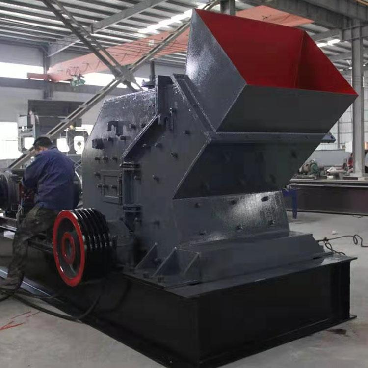 制砂品质好 玄武岩粉碎机 高效细碎机 碎石机械设备