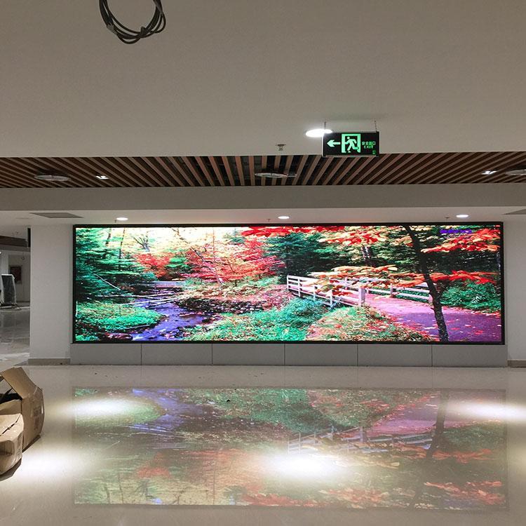 四川LED显示屏品牌 室外大屏幕led显示屏报价 创彩无限专业生产led电子屏幕