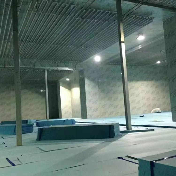 成都通江小型冷库移动冻库保鲜库水果库安装厂家生产