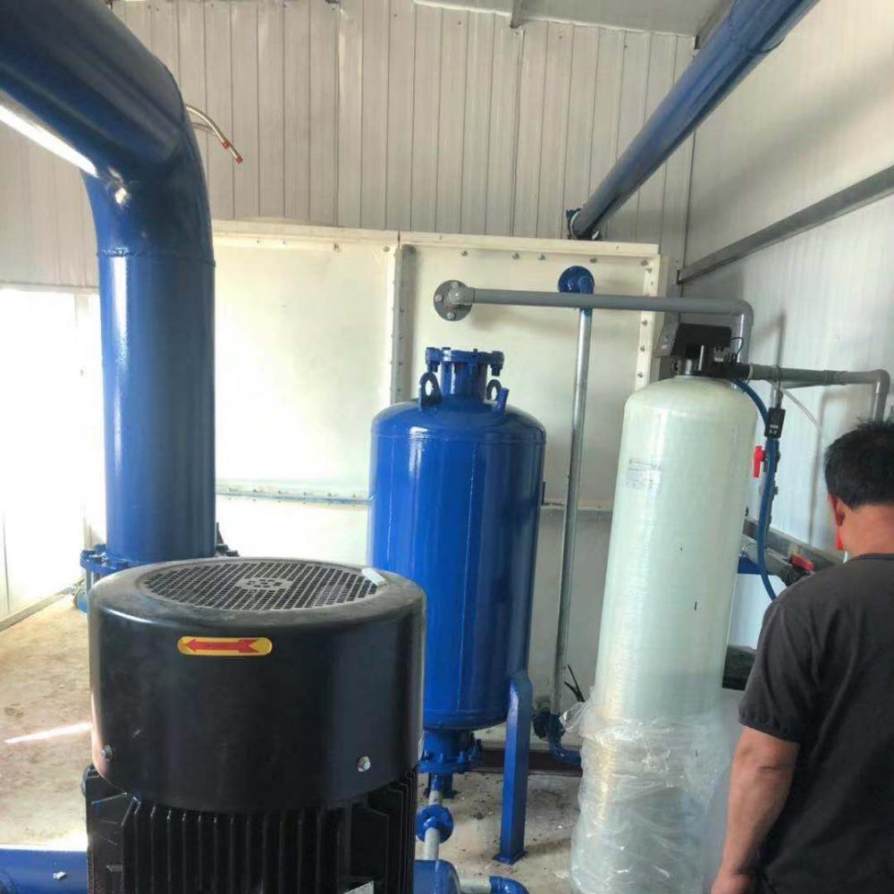 鸡西板式换热机组厂家 全自动采暖换热机组