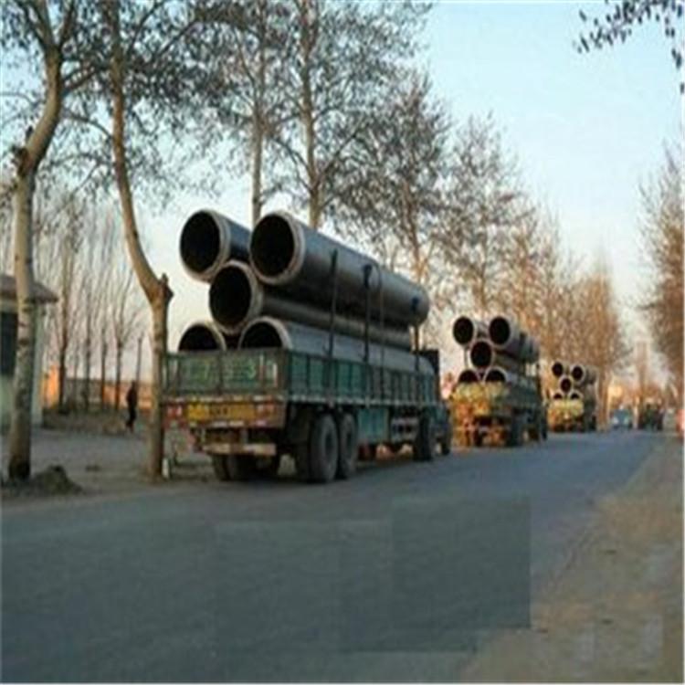 优质聚氨酯保温钢管 预制直埋保温钢管 天津华洋通 专业生产