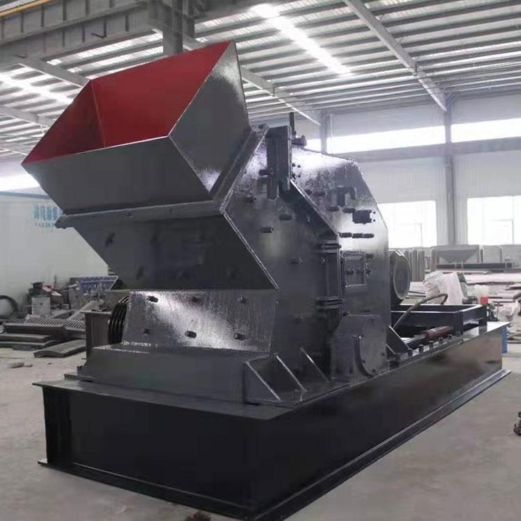 强森厂家可定制 玄武岩粉碎机 高效细碎机 碎石机械设备
