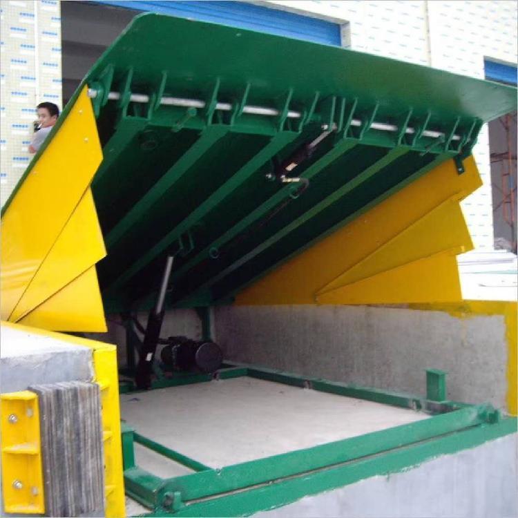 内江固定式登车桥 登车桥 生产厂家