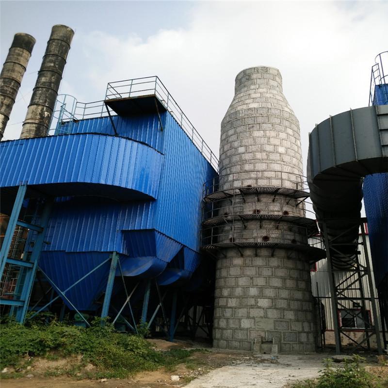 厂家直销钢制水膜脱硫塔 4吨废气脱硫塔