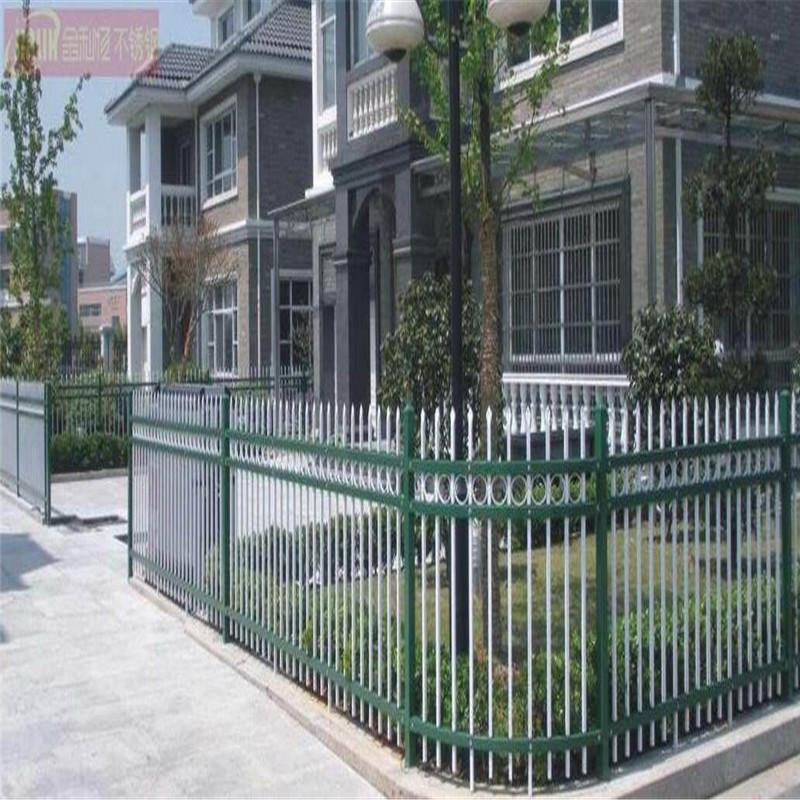 河北奥驰锌钢护栏 市政 道路 草坪 马路护栏 厂家现货供应