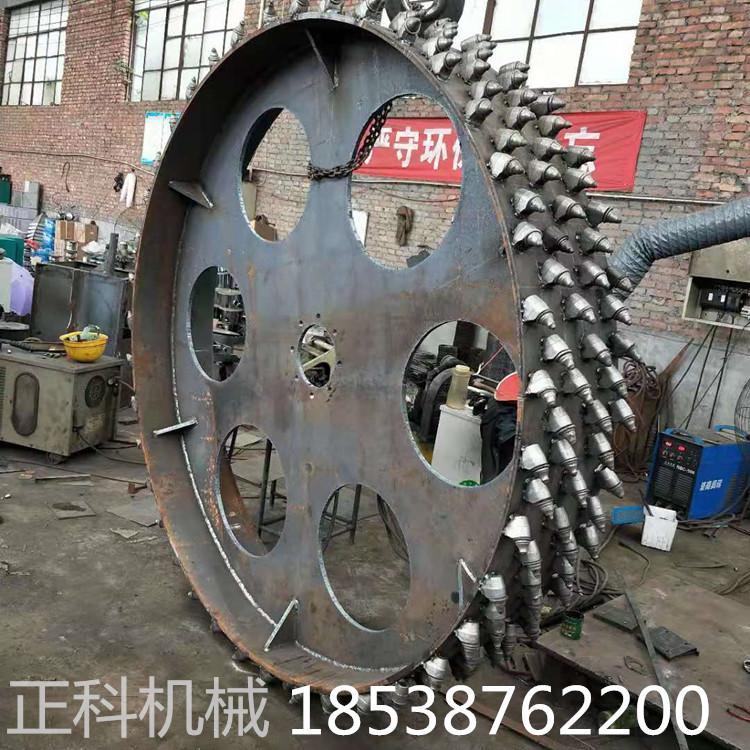 圆盘开沟机 水泥路面开沟机 自来水管开沟机厂家供应