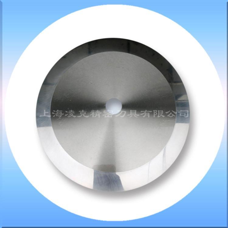厂家供应高速钢圆刀片 高压橡胶油管分切刀片 300*25.4*3无齿分切机刀