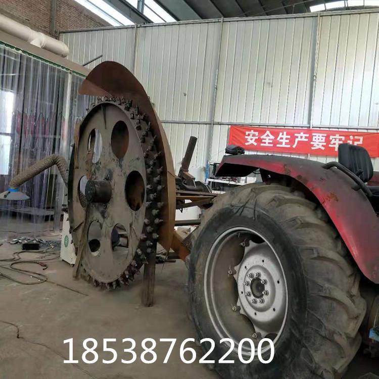 圆盘开沟机 混凝土开沟机 正科厂家质量好价格优