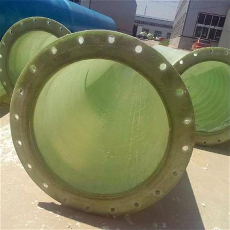 河北炫岩玻璃钢法兰 管件变径法兰 玻璃钢管道管件耐磨防腐厂家批发