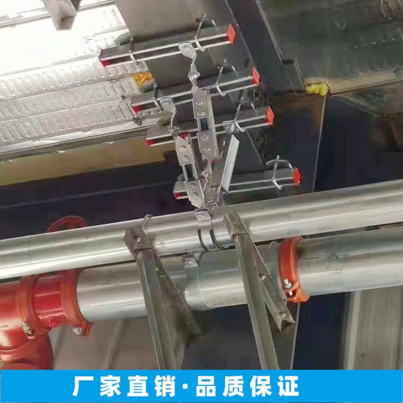 1-5米抗震支架设备 供应施工抗震支架价格 供应抗震支架厂家