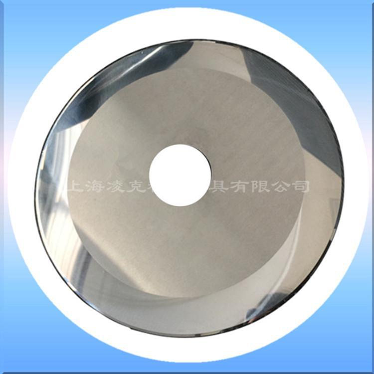 现货供应胶带分切机圆刀 钨钢圆刀片 200*25.4*2分切分条机刀片