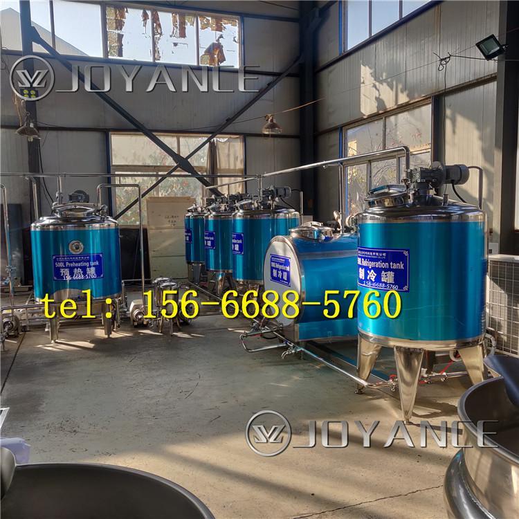 牦牛奶生产线设备厂家