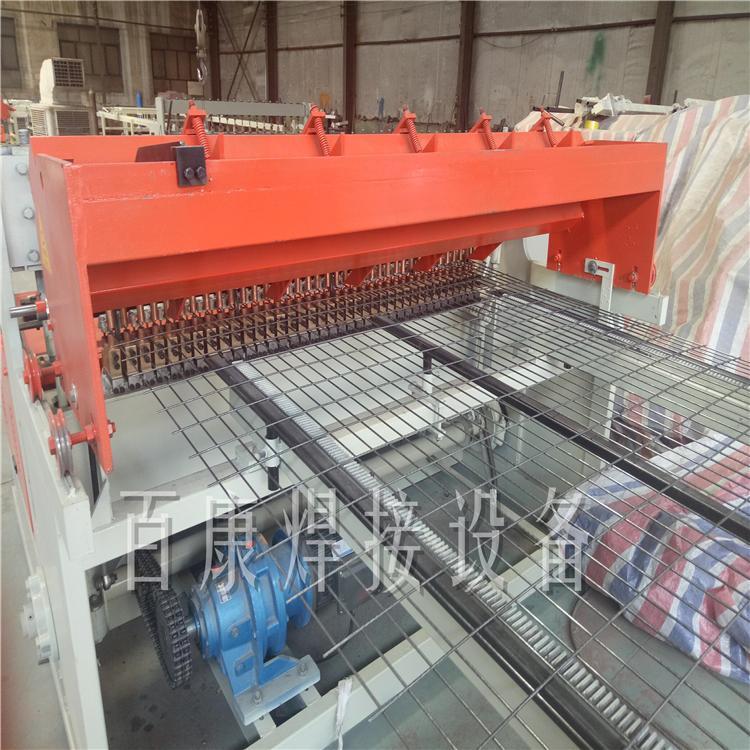 百康 建筑网焊网机 养殖网焊网机 1.6米网片排焊机 钢筋网电焊机
