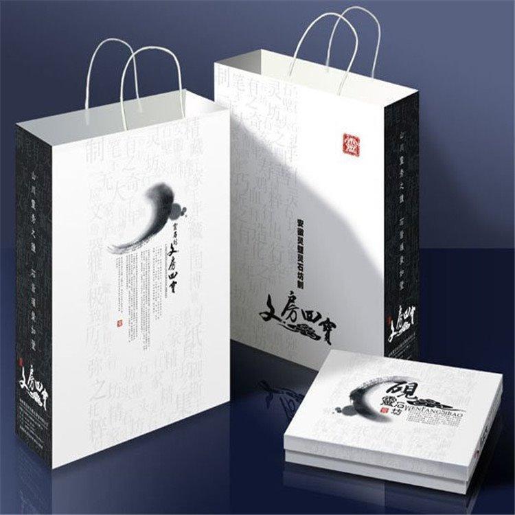 贵阳包装厂 手提袋包装设计加工 贵阳手提袋设计印刷价格 捷艺发包装盒定制公司