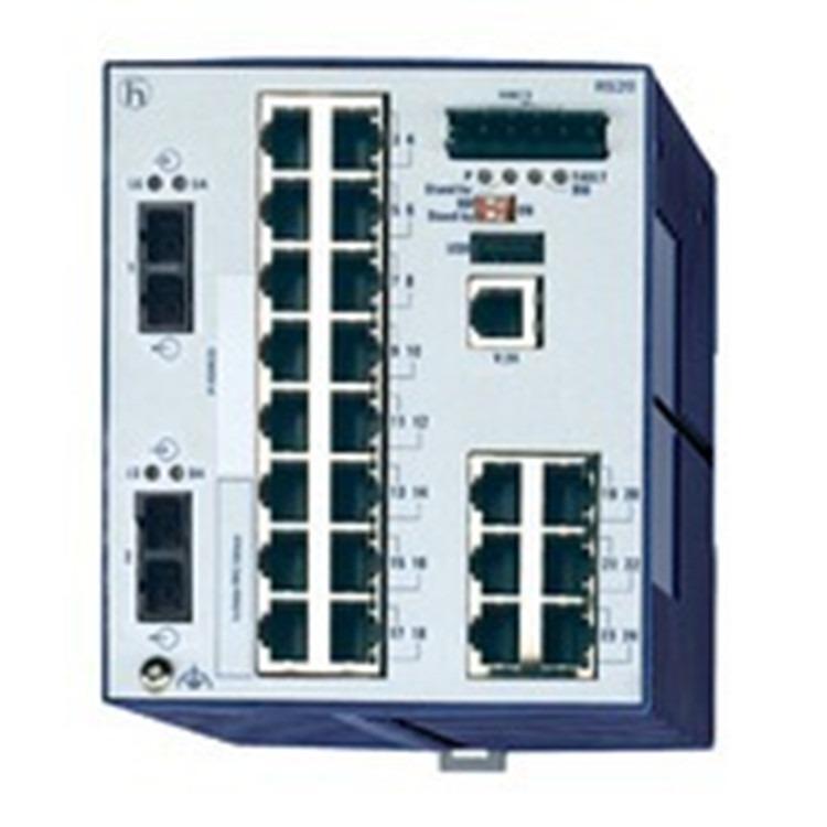 赫斯曼交换机RS20-2400M2M2SDAUHC精选厂家
