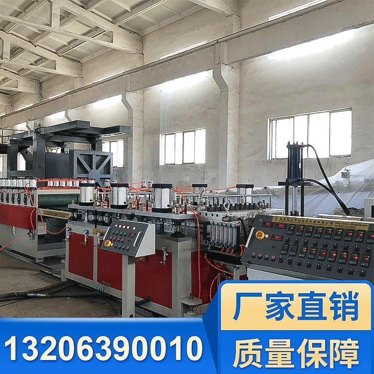 中空塑料建筑模板生产设备 915*1830mm 塑料建筑模板生产线设备厂家