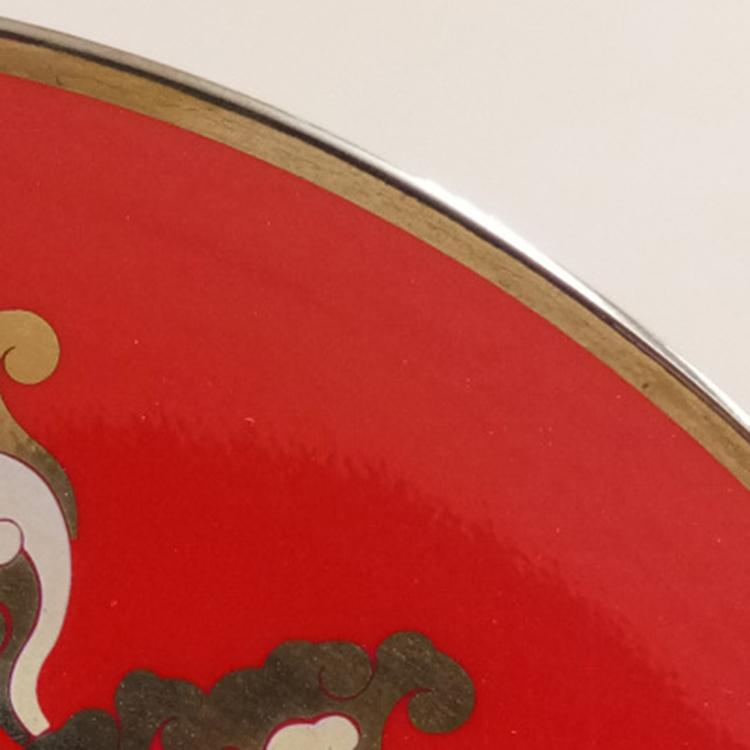 礼品盘陶瓷礼品松德贸易质优价廉