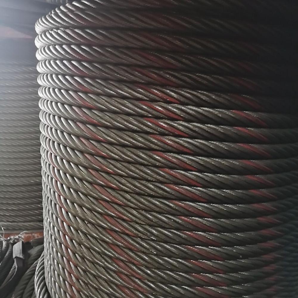 优质厂家供应特种塔式起重机 吊装塔吊专用 吊车专用 多股不旋转钢丝绳 现货直销