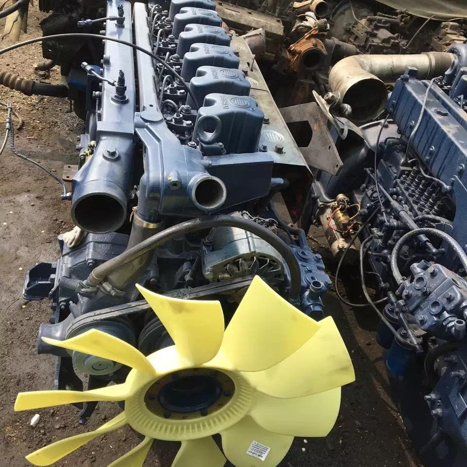 潍柴336发动机 336 340 380 WP12 380 420 430马力电喷柴油发动机总成