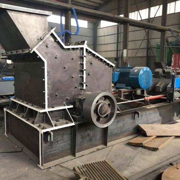 厂家可试机 石英石破碎机 高效细碎机 碎石石子机