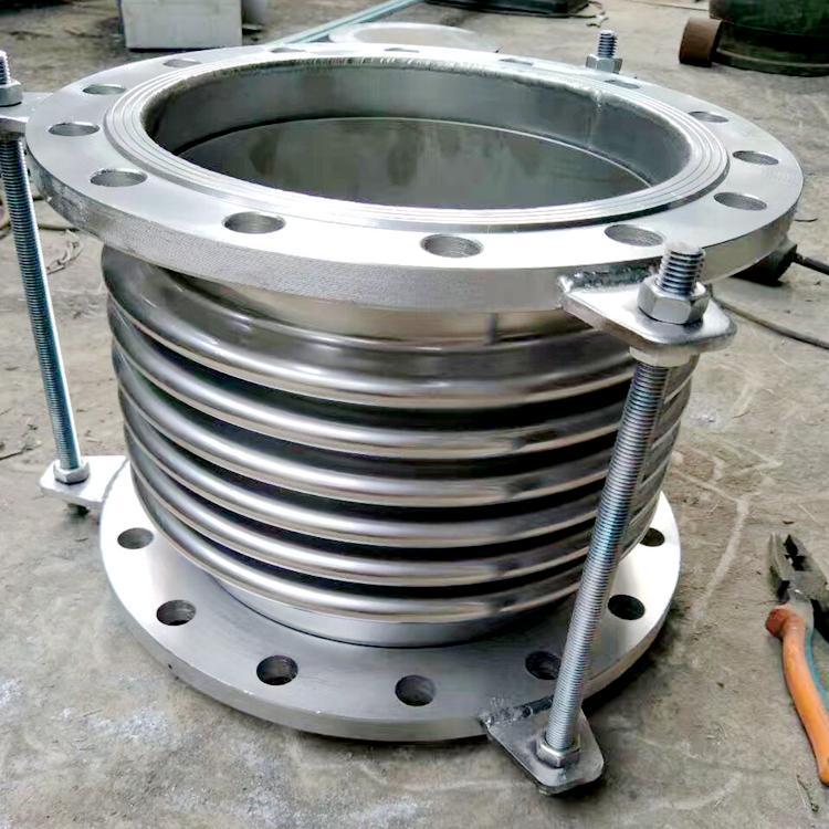 柴油发电机不锈钢波纹管补偿器 法兰式膨胀伸缩节连接器