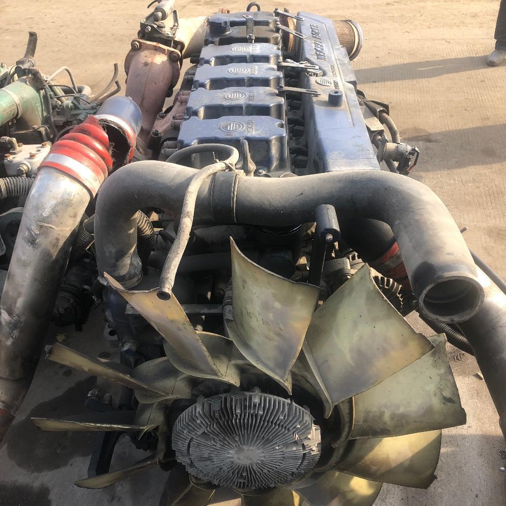 潍柴340发动机 WP10 WP12 336 340 380 420 430马力电喷柴油发动机总成