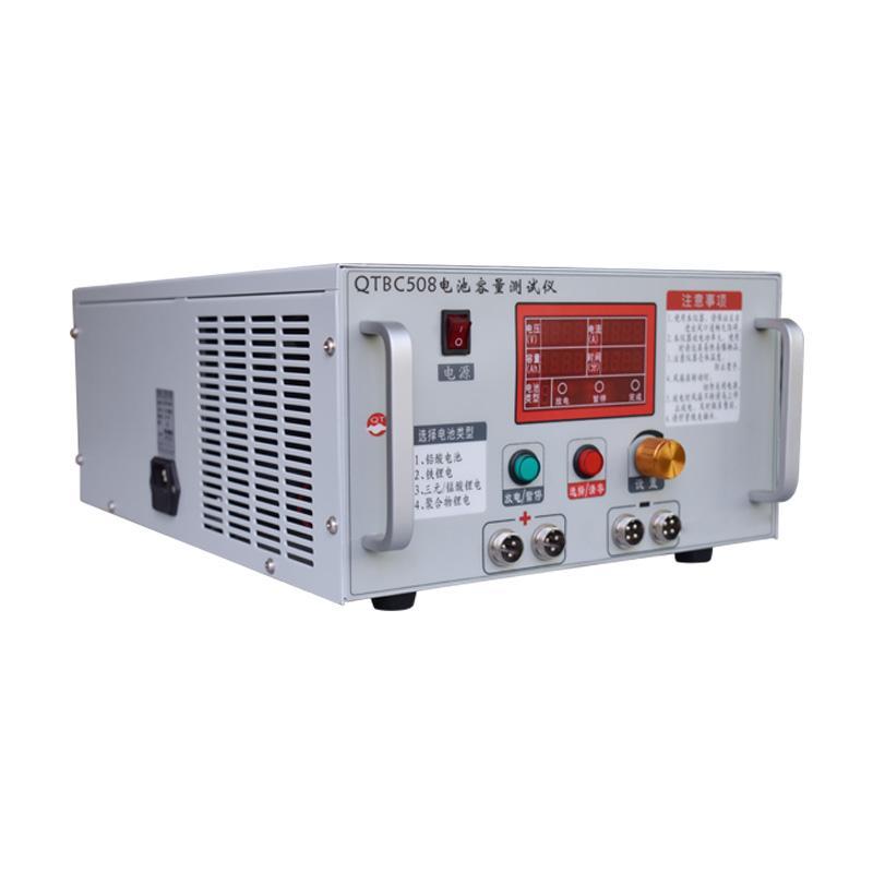 赤豹18650锂电池容量测试仪-铅酸铁锂电池12V-72V大电流放电仪电池容量检测