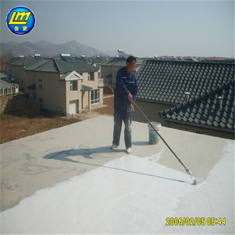 耐候性屋面阳台鲁蒙LM-I型复合防水涂料厂家直供