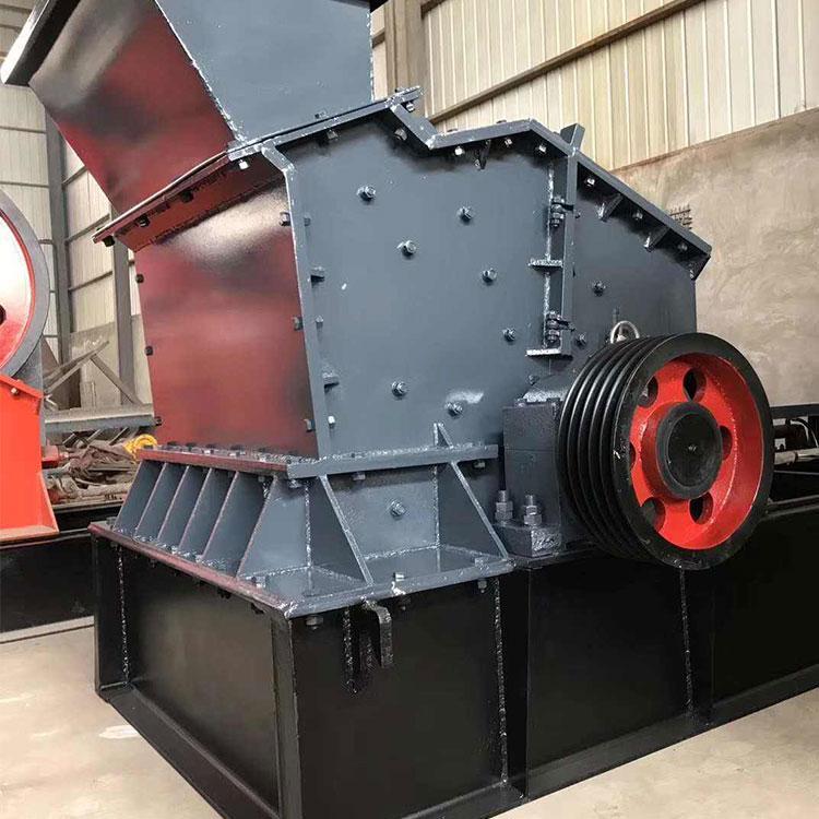 出料均匀 石英石破碎机 高效细碎机 煤炭碎石机