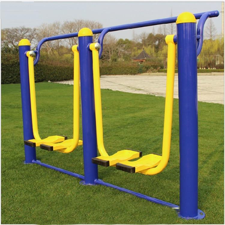 冠龙文体小区健身器材 太空漫步机室外健身路径 厂家定制 品质保障