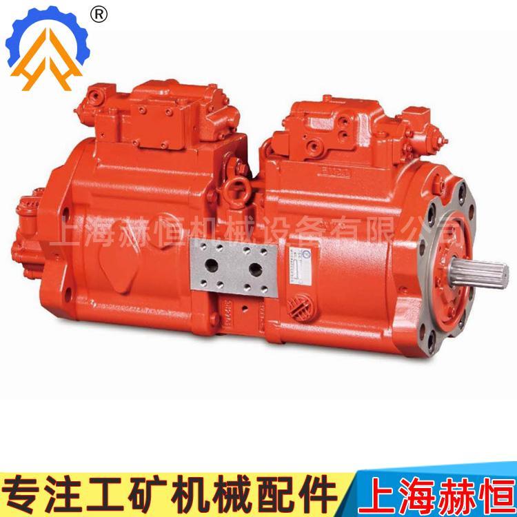 江西鑫通扒渣机配件川崎双联变量柱塞泵K3V63DT-182R-2N22