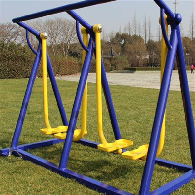 冠龙体育厂家直销小区健身器材 漫步机 室外健身路径 厂家定制 品质保障
