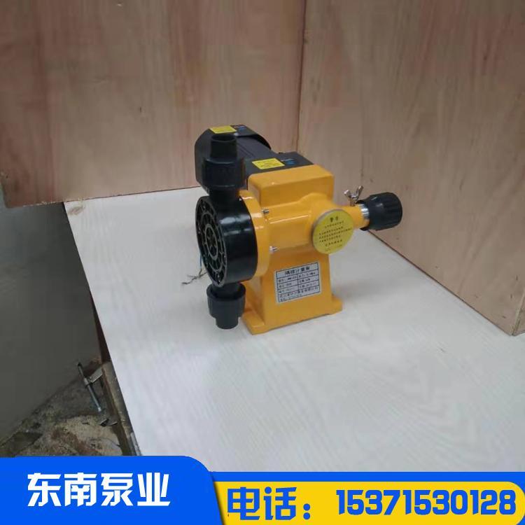 液压隔膜泵化工防腐配比泵 增压泵 量大