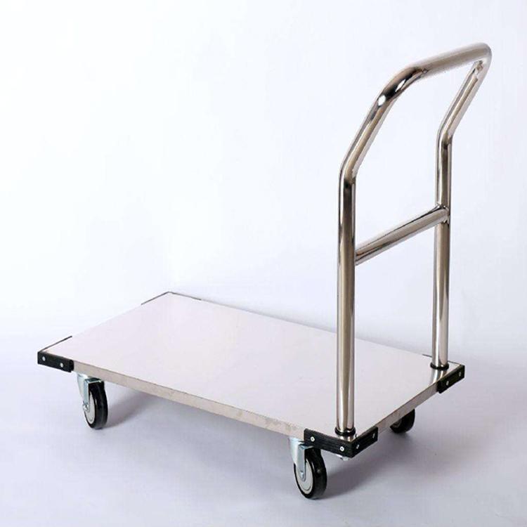 不锈钢平板车-万友厨具