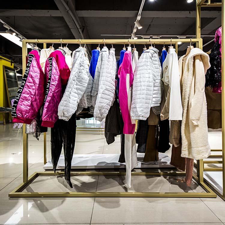 亮点国际新款特价女装走份批发 奥联品牌折扣女装源头直销
