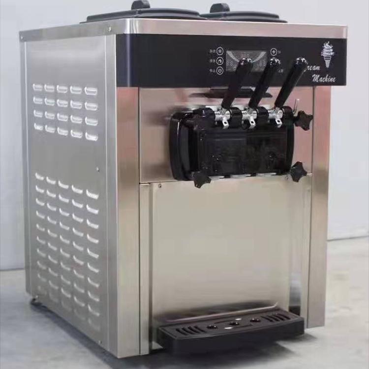 冰淇淋机器 河南冰激凌机厂家