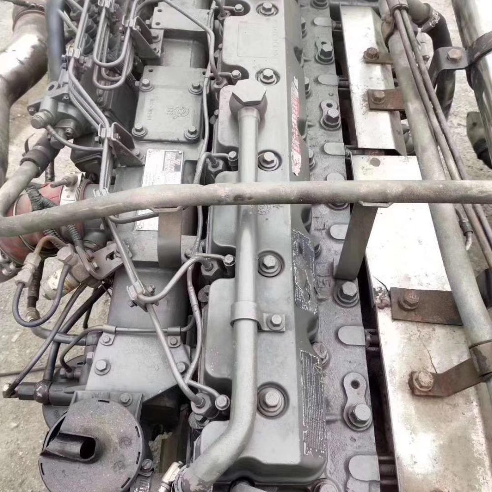 上柴6114发动机 6C240 260 270 290 310马力柴油发动机总成
