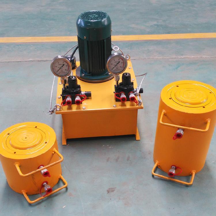 湖北宜昌320吨液压千斤顶使用说明性能介绍