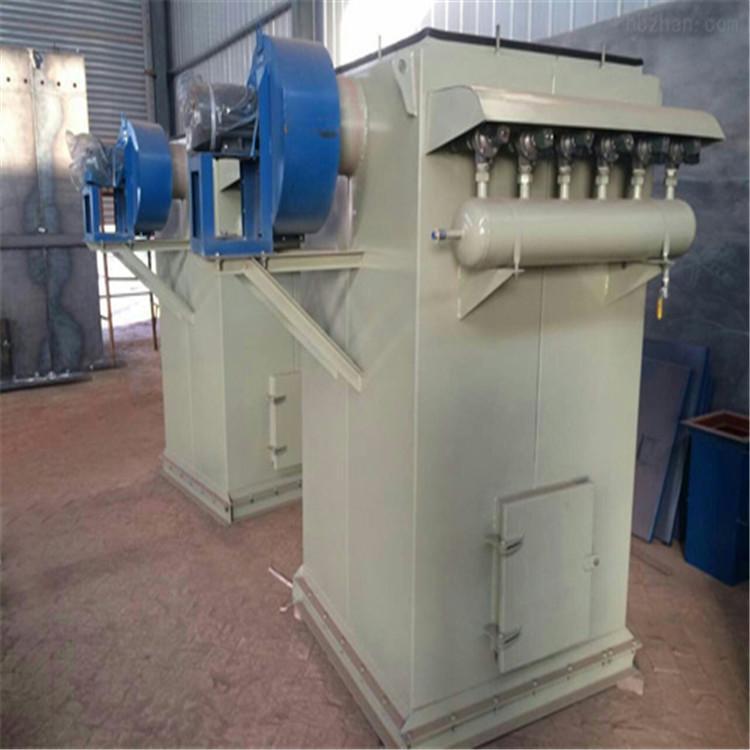 优质 XMC型脉冲单机除尘器 单机布袋除尘器 鹏兴环保定制