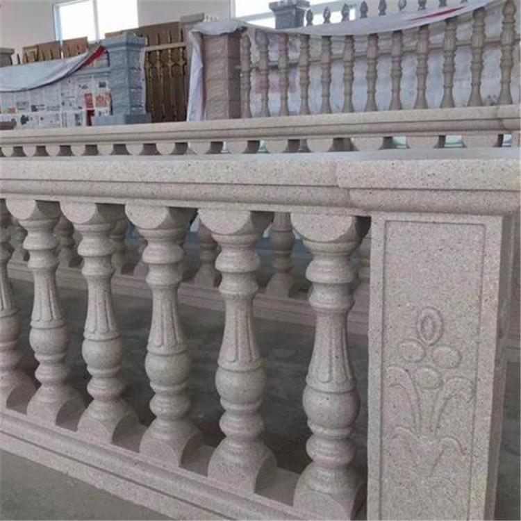 工厂直营花岗岩花瓶柱-异美石业-花岗岩花瓶柱产地