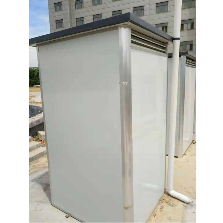 移动简易厕所 移动环保厕所 节能水冲式环保厕所