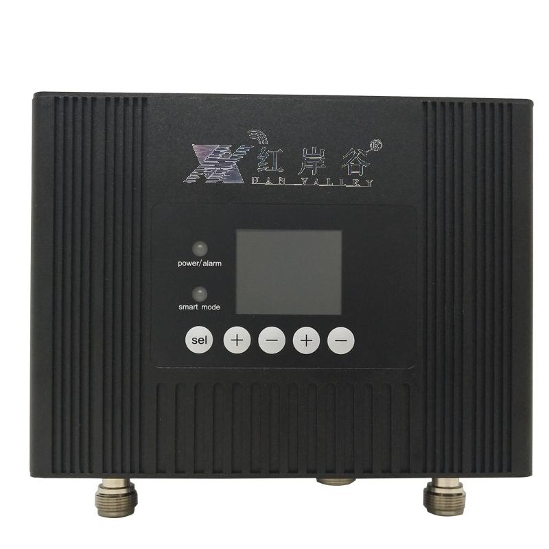 楼宇地下室27DB家用四频工程手机信号放大接收扩大器